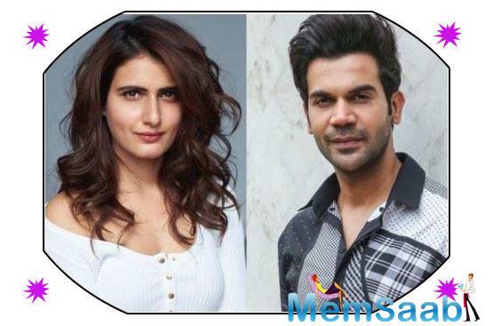 Fatima Sana Shaikh: Rajkummar Rao such a giving co-actor