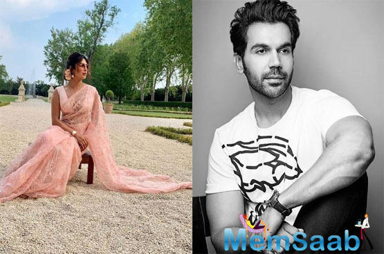 Now he will be seen in The White Tiger with Priyanka Chopra, whom he is completely awe-struck by.