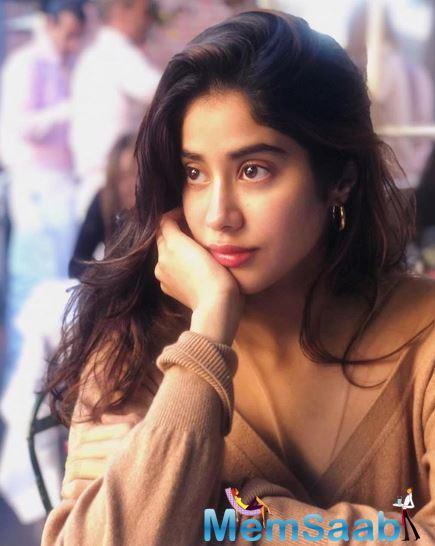 Janhvi Kapoor's fan-love