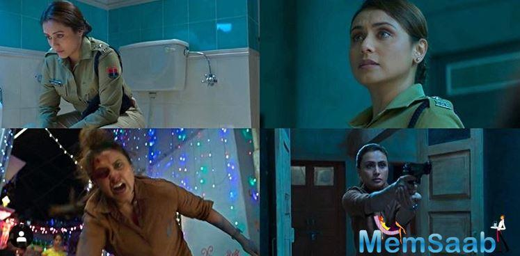 In the run-up to the release of Mardaani 2, Rani Mukerji has been meeting police officers across the country in order to get a deeper insight into the rise of crimes committed by juveniles, especially against women.