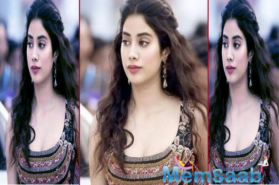 Janhvi Kapoor talks about work in her first short film Netflix's Ghost Stories