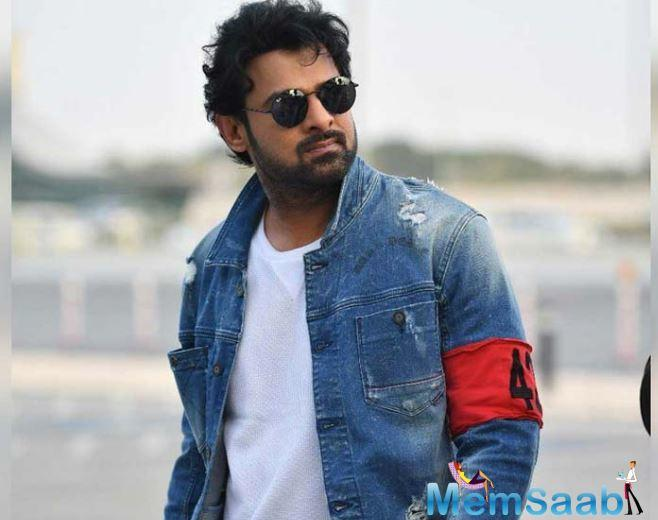 Prabhas with his massive appeal & unparalleled stardom is on a super run with success!