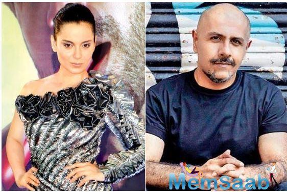 Vishal Dadlani takes on Kangana Ranaut for her 'taxing' tweet