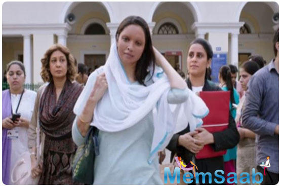 Directed by Meghna Gulzar, produced by Fox Star Studios, Deepika Padukone's KA Production, Meghna Gulzar & Govind Singh Sandhu's Mriga Films, written by Atika Chohan and Meghna Gulzar.