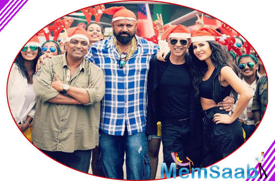 Rohit Shetty: 'Katrina Kaif to play the role of a doctor in 'Sooryavanshi'