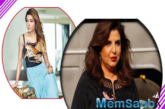 Sangeeta Ahir is all set to produce Farah Khan's 'Satte Pe Satta' remake