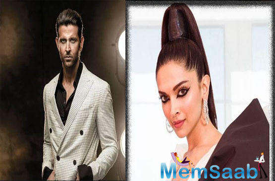 Deepika Padukone's and Hrithik Roshan's fun banter on social media over Death by Chocolate made their fans yearn to see the two superstars in a film together.
