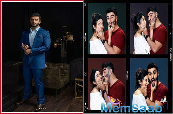 Arjun Kapoor cannot wait to start shooting for his next with Rakul Preet Singh and his latest Instagram post is proof!