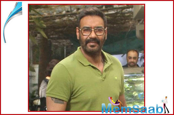 Ajay Devgn on JNU attack: Violence is not a solution, it's just harming our country