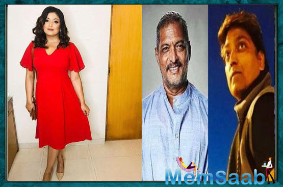 Based on her complaint filed in October 2018 a case was registered against Nana, choreographer Ganesh Acharya, the film's producer Samee Siddiqui and director Rakesh Sarang - for allegedly molesting the actress on the sets of the movie.