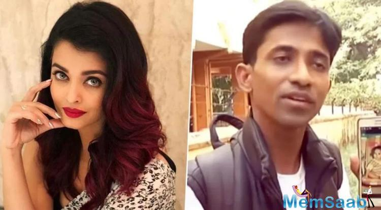 What! A 31 year old man claims to be Aishwarya Rai Bachchan's son, says actress gave birth to him via IVF in London