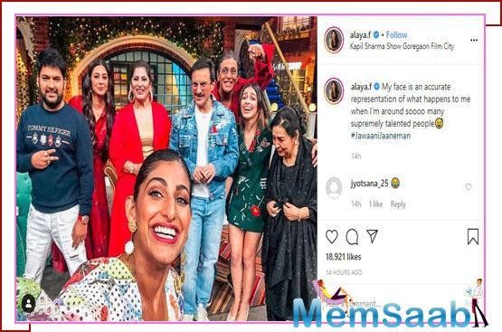 Jawaani Jaaneman is an upcoming 2020 comedy film directed by Nitin Kakkar.