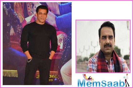 Pankaj Tripathi opens up about playing the lead in Salman Khan's 'Kaagaz'