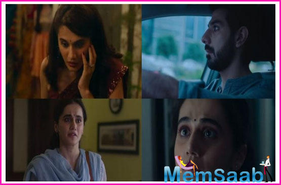 'Thappad' trailer out: Taapsee Pannu delivers a hard hitting message of not tolerating a 'slap' and deserving love and respect in a relationship