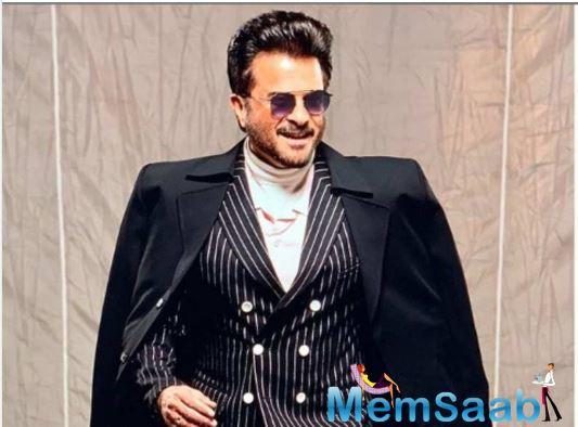 Malang Anil Kapoor Looks Right Down The Barrel Of A Gun In The New Poster Memsaab Com