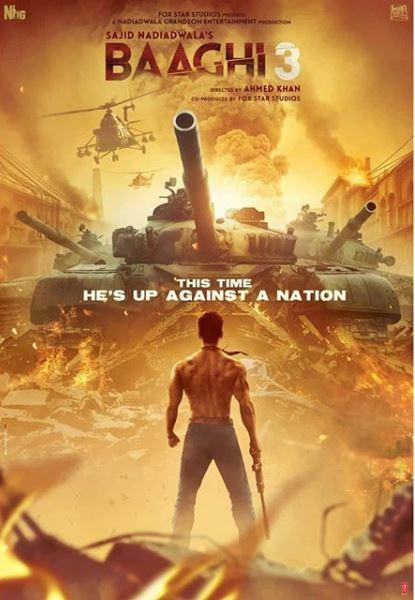Keep calm and think about Tiger Shroff is back to battle