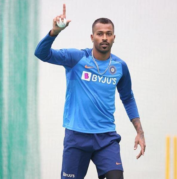 My Valentine for life: Hardik Pandya posts adorable picture with fiancé Natasa Stankovic