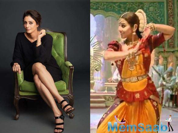 Tabu will recreate Vidya Balan's 'Ami Je Tomar' for 'Bhool Bhulaiyaa 2'?