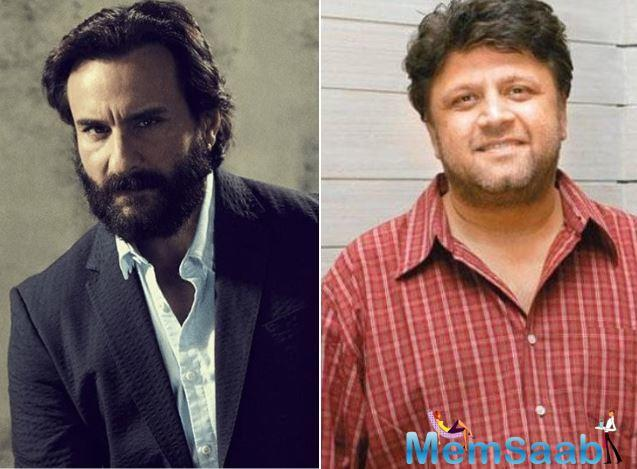 We now hear the project has moved to Saif Ali Khan, and that's really good news for both the director and the actor.