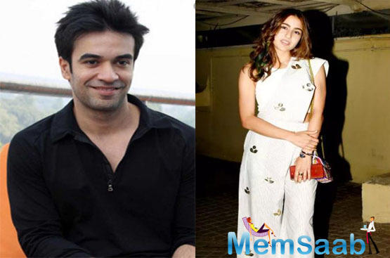 On the work front, Sara will next be seen in David Dhawan's 'Coolie No. 1', which also stars Varun Dhawan.