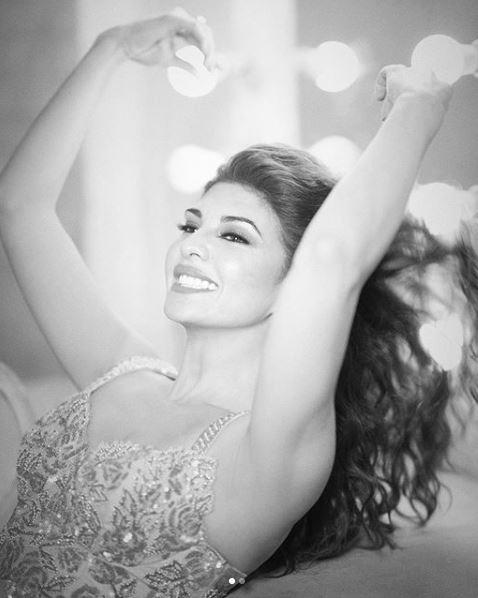 Jacqueline Fernandez slayed the internet with her sequinned look
