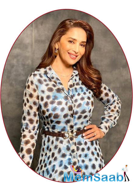 Madhuri Dixit to star in web series where she goes 'missing'