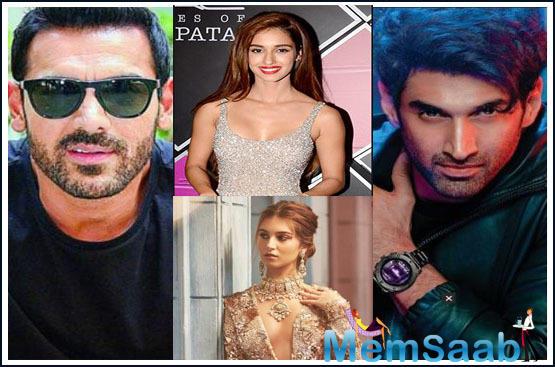 After Disha Patani, Tara Sutaria joins the cast of 'Ek Villain 2'