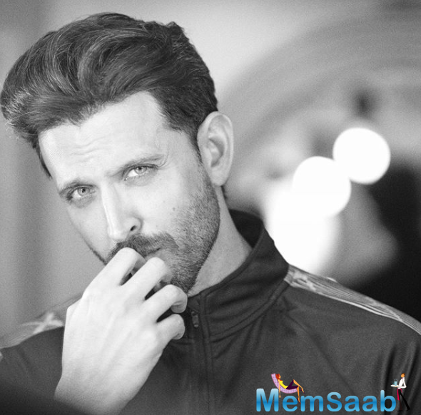 Hrithik says, it is our duty to help in whatever capacity we can.