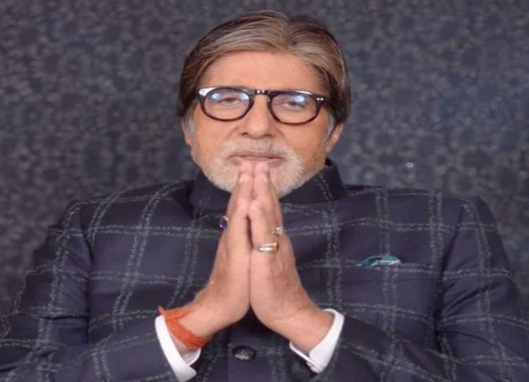 Amitabh said that the film fraternity will be making donations to daily wage workers of the industry
