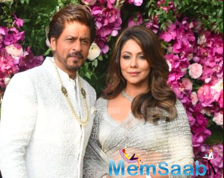 Decades later, SRK and Gauri continue to inspire everyone with their relationship.