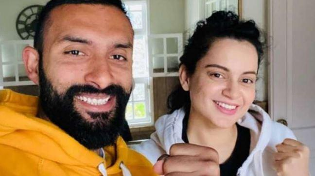 Kangana Ranaut sheds 5 Kgs of weight put on for 'Thalaivi' movie