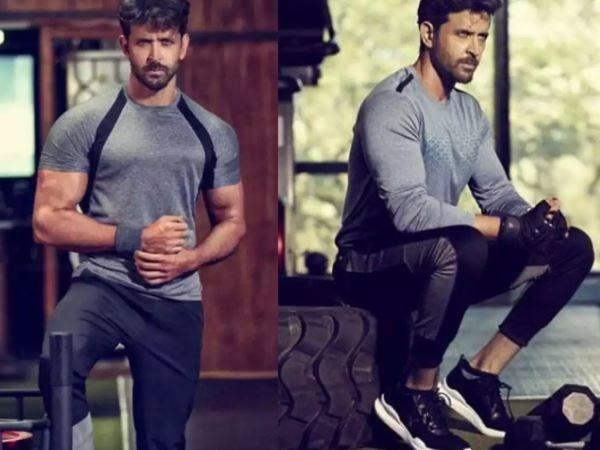 Hrithik Roshan shares secrets to working out at home during lockdown