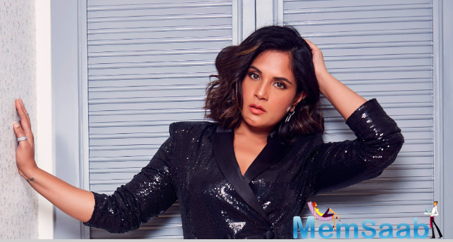 Richa Chadha shares the simplest things to follow to help save earth and nature on world earth day!