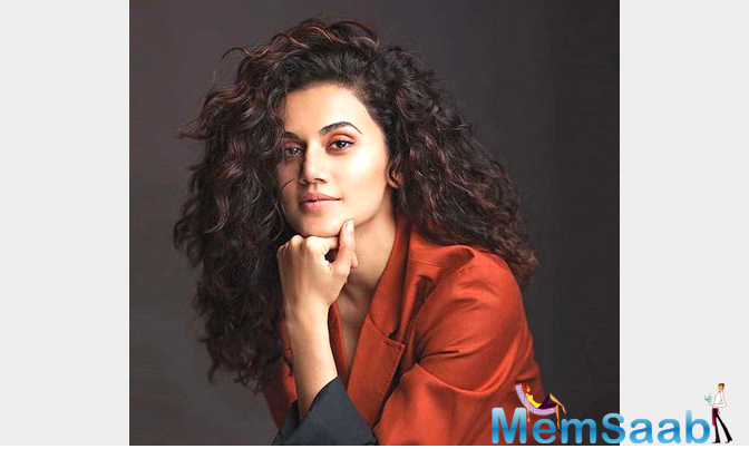 Taapsee Pannu shares how 'Coach' Sandeep Singh punished her during Soorma prep