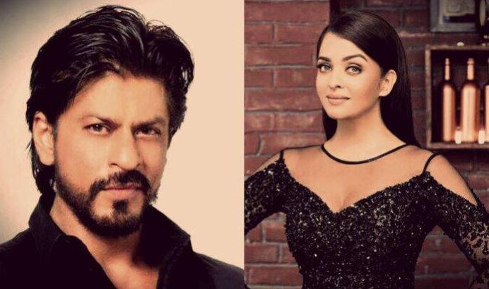 Shah Rukh Khan on working with Aishwarya Rai