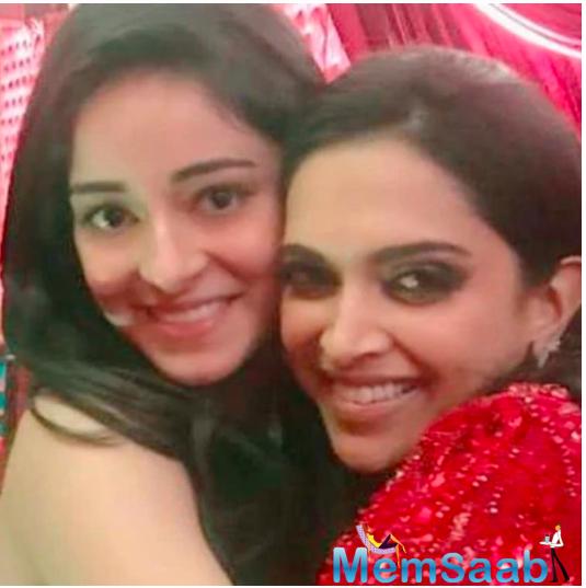 Ananya Panday on Deepika Padukone: It feels like being with a friend