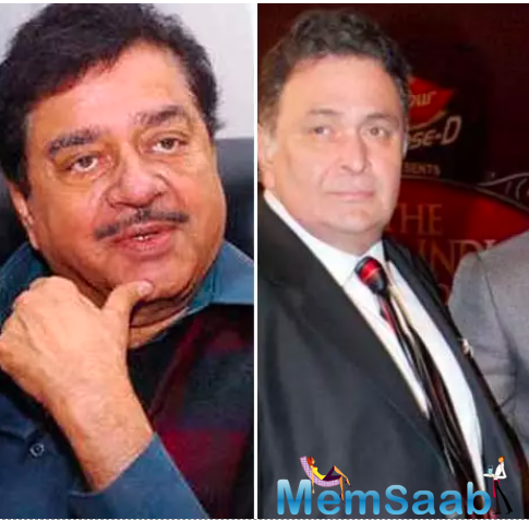 Shatrughan Sinha talks about Rishi Kapoor and Irrfan Khan's special qualities and what made them the stars they were!