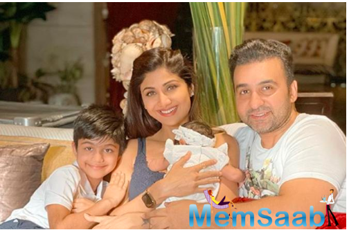Shilpa Shetty on choosing surrogacy:  I had a couple of miscarriages; waited for second child for five years