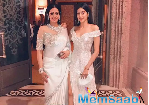 Did you know why late Sridevi named her daughter Janhvi?