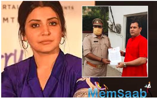 BJP MLA, Nandkishor Gurjar from Loni in Uttar Pradesh has filed an FIR against Anushka Sharma for producing the web series.