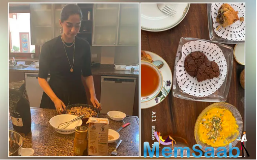 Did Sonam Kapoor make grand breakfast for hubby, Anand Ahuja?