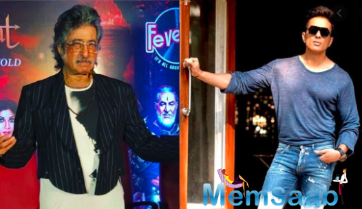 Shakti Kapoor is all praise for Sonu Soos and says I have become a very big fan of Him
