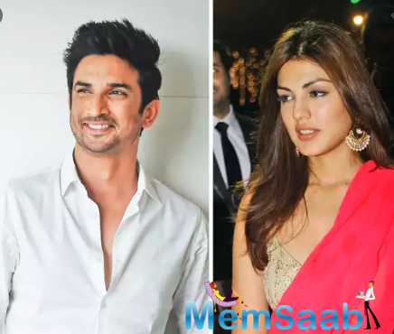 Sushant Singh Rajput Case: Rhea Chakraborty turned off comments on her IG posts