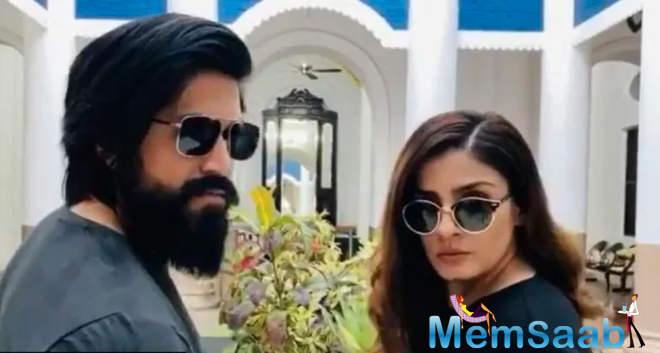 Raveena Tandon: 'I am the hero as well as the villain of the Yash starrer KGF 2'