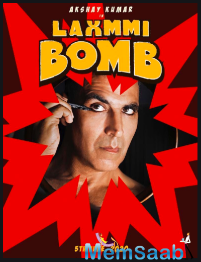 Akshay Kumar on Laxmmi Bomb: In 30 Years, this is the most mentally intensive role