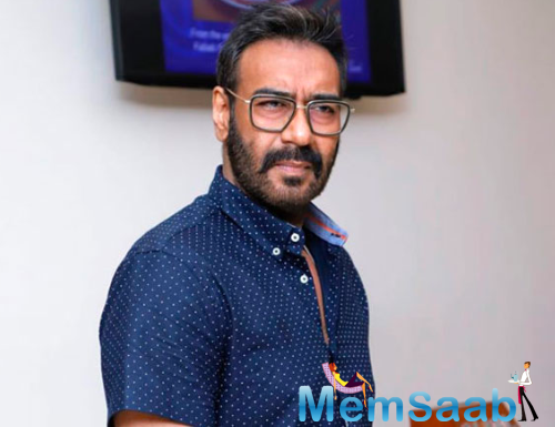 Ajay next will be seen in Bhuj: The Pride of India.