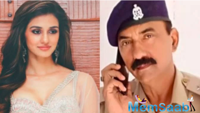 Disha Patani's father Jagdish Patani tests COVID positive