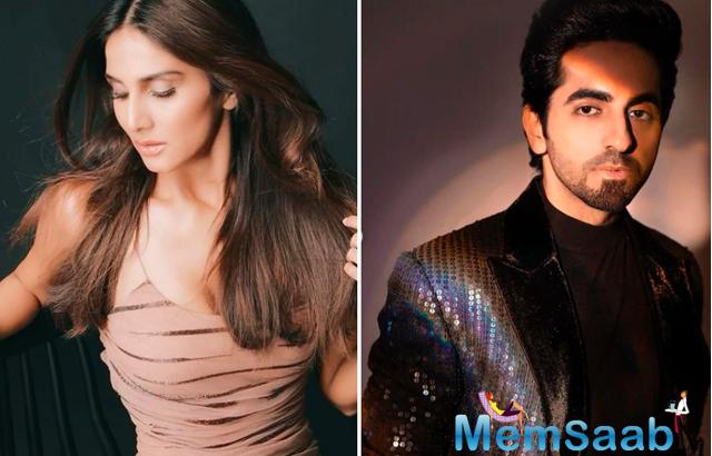 Vaani Kapoor casts opposite Ayushmann Khurrana in Abhishek Kapoor's film