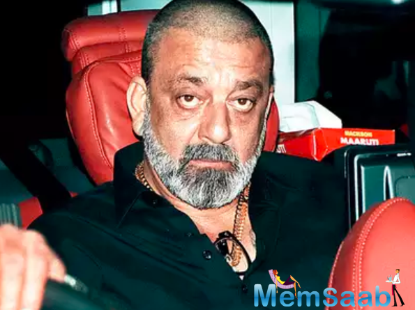 Sanjay Dutt, who on Saturday was admitted to Mumbai's ...