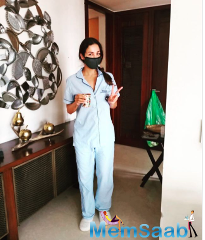 Malaika Arora: Feel so blessed to have overcome this virus with minimum pain and discomfort
